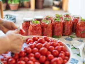 Really Italian handmade tomato sauce